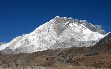Mount Nuptse Expedition