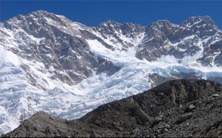 Mt. Kanchenjunga Main 8586m. Expedition